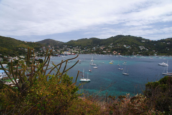 Bequia, die Admirality Bay