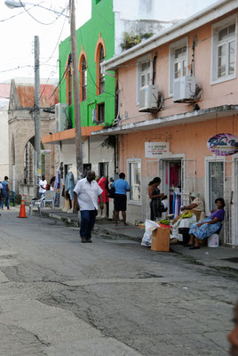 Barbados  Straßenbild