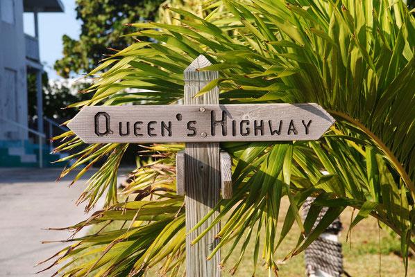Highway, vielleicht etwas übertrieben: