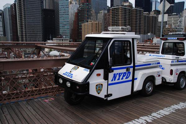 New Yorker Polizei