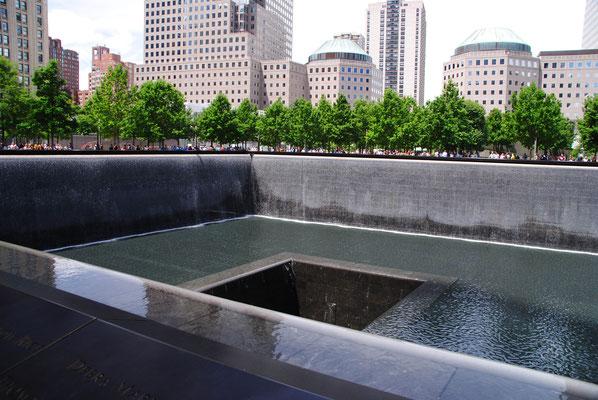 9/11 Gedenkplatz