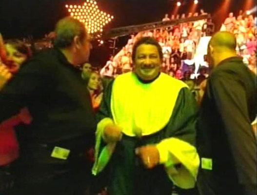Georges Seba avec Les Chérubins de Sarcelles