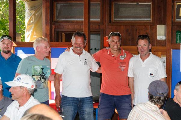 Gewinner Nordischen Folkeboote F. C. Schlumberger