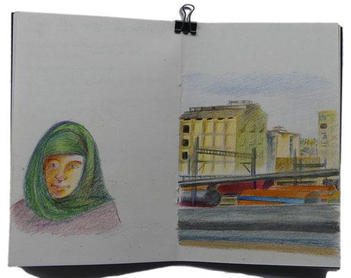 Algérie, 2012