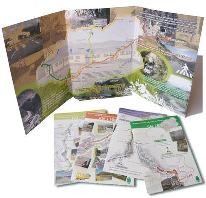 Documents pour le Parc Naturel Régionale des Pyrénées Catalanes, 2011