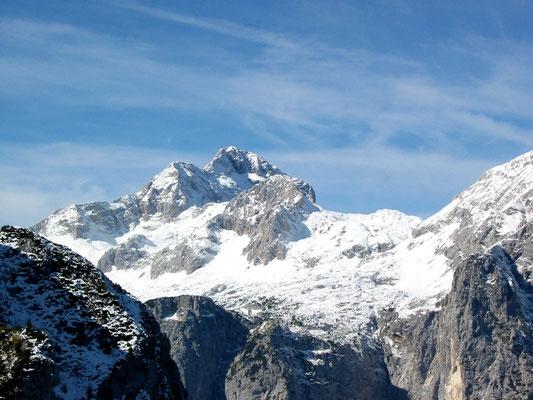 Triglaw w Juliskich Alpach (žórło: http://sl.wikipedia.org/wiki/Uporabnik:Andrejj)