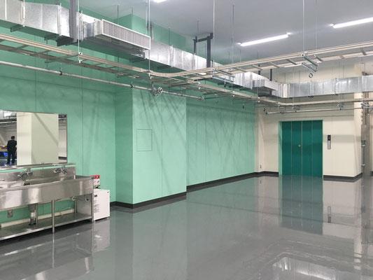 宮城県富谷市 Y社第2工場/内外装色彩計画