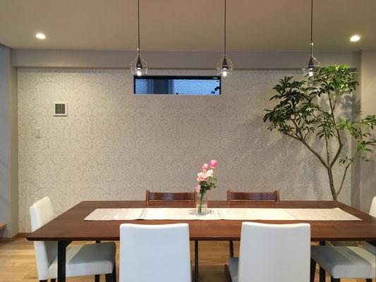大阪市 T様邸/新築インテリアカラーコーディネート