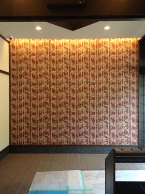 滋賀県近江八幡市「長命ずいかくの湯」/内外装カラーコーディネート