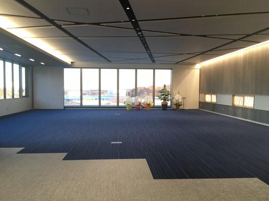 宮城県富谷市 Y社第2工場/色彩計画