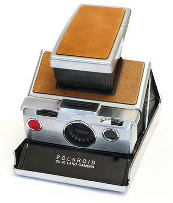 Polaroid SX-70 Land Camera, Polaroid Corporation