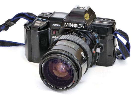 Minolta 7000, Minolta