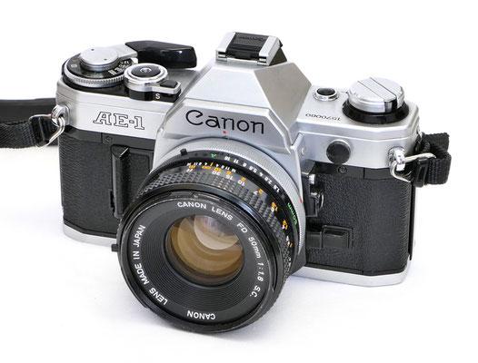 Canon AE-1, Canon