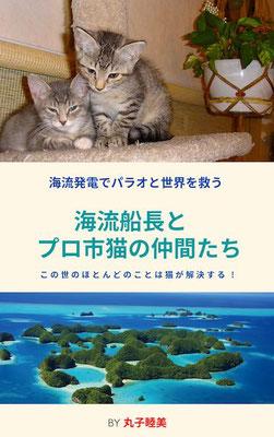 海流船長とプロ市猫の仲間たちが、海流発電で、パラオと世界を救う。舞台は成田、台湾からパラオへ飛ぶ。