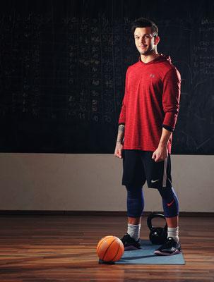 Business Fotos für den Online Auftritt eines Fitness Coach