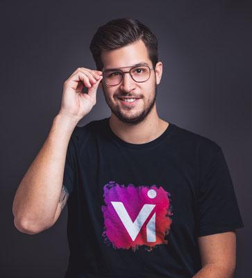 Business Fotos für den Online Auftritt eines Österreichischen Startups