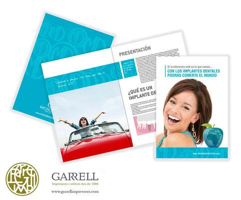 Catàlegs per a clíniques dentals