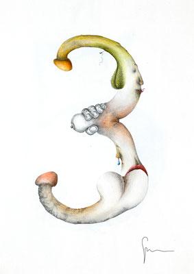 TRE - Numero erotico  -  (1990)