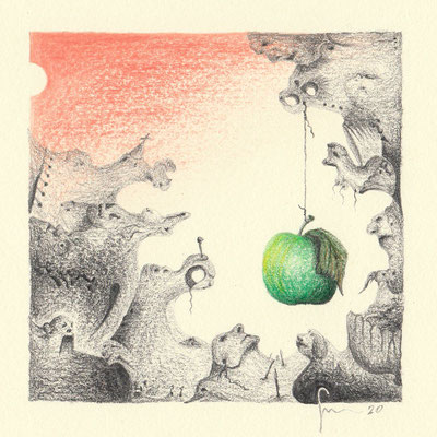 9-La Mela Verde