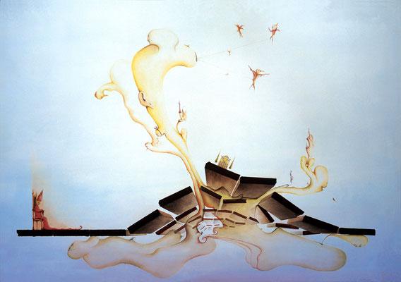 RIBELLIONE, CROLLO... (1989) - Premunizione crollo del muro di Berlino