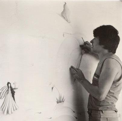 GAMBASIN, studio 1987