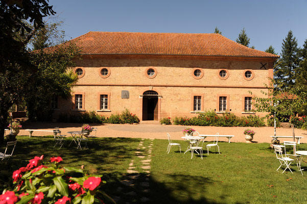 Château du Calaoué©, l'Orangerie