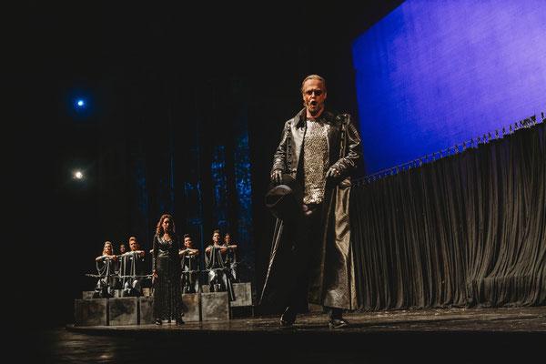 Wotan - Die Walküre / Tiroler Festspiele Erl - Xiomara Bender