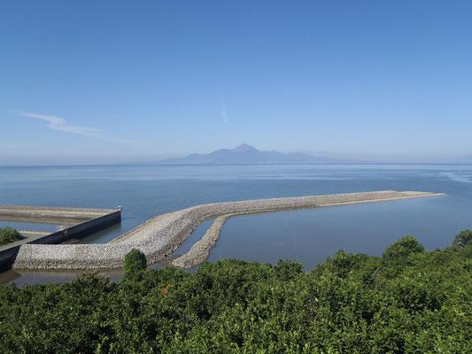海岸構造物工事(熊本市 塩屋漁港)