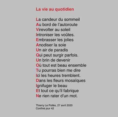 auteur : Thierry Le Pollès