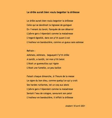 Auteur : Anabert