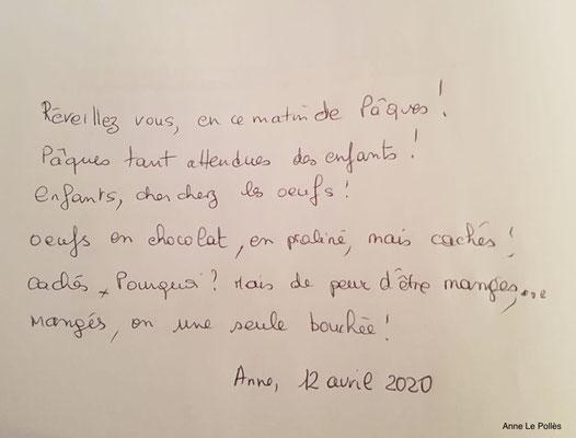auteure : Anne Le Polles
