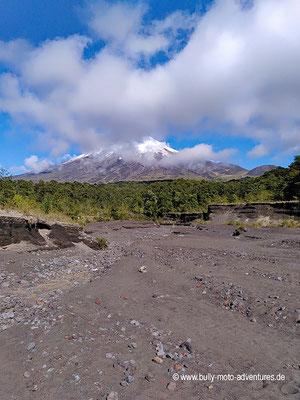 Chile - Parque Nacional Vicente Pérez Rosales - Parque Nacional Vicente Pérez Rosales - Vulkan Osorno