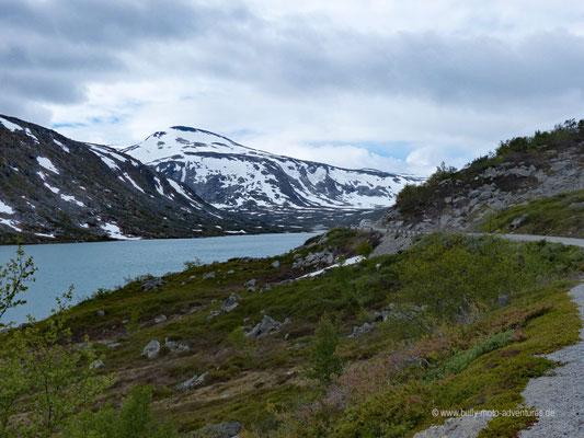 Norwegen - Landschaftsroute Gamle Strynfjellsvegen