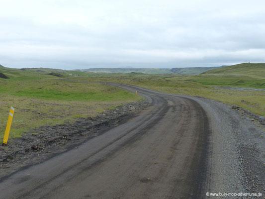 Island - Straße F208