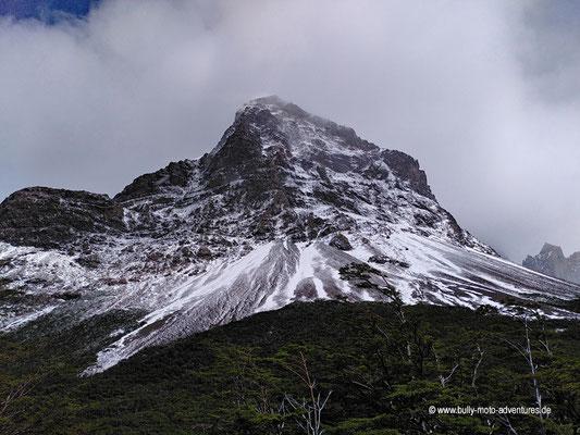 Chile - Parque Nacional Torres del Paine - W-Trek - Valle Francés