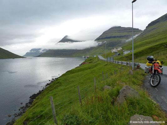 Färöer Inseln - Borðoy - Klaksvík