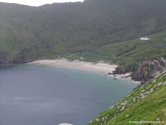 Irland - Keem Beach - Achill Island - Co. Mayo
