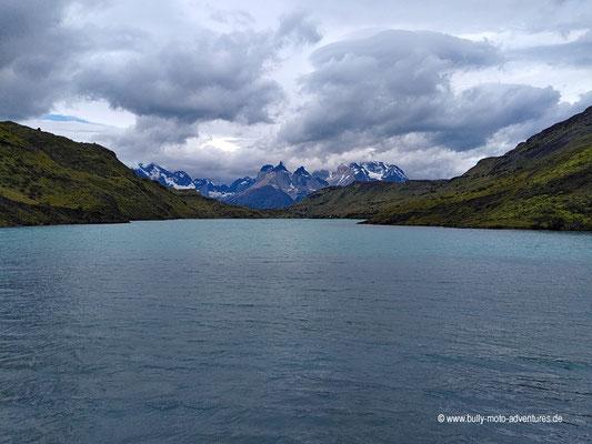 Chile - Parque Nacional Torres del Paine - Puente Weber