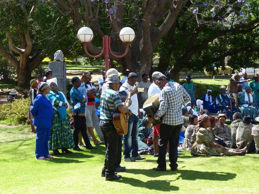 Namibia - Windhoek - Kulturfestival der Damara