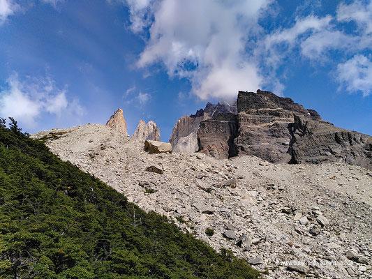Chile - Parque Nacional Torres del Paine - W-Trek - Wanderung zur Base de las Torres