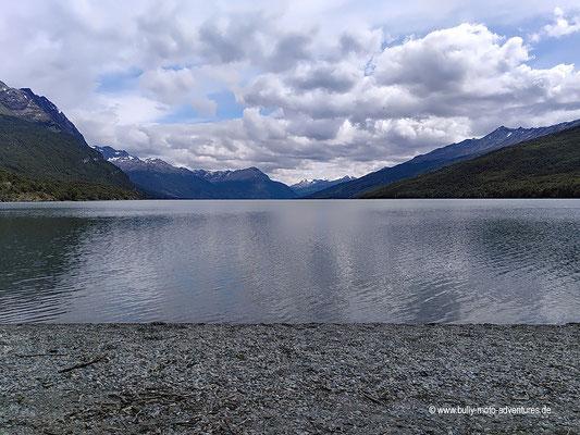 Argentinien - Parque Nacional Tierra del Fuego - Lago Roca