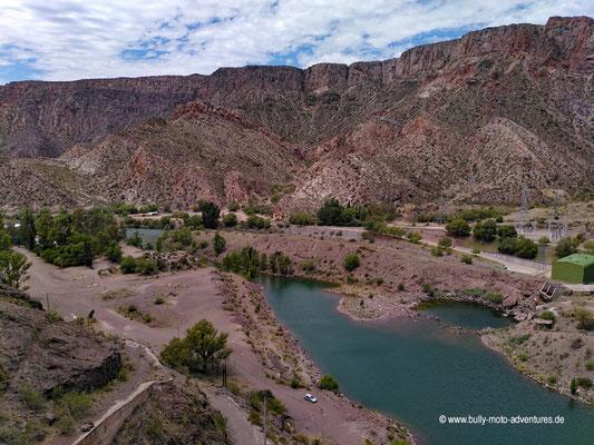 Argentinien - Cañon del Atuel - Río Atuel