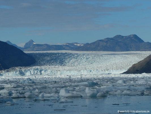 Grönland - Gletscher Qooroq