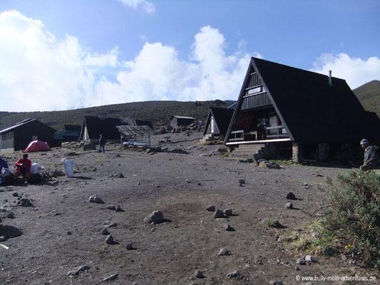 Tansania - Besteigung des Kilimanjaro - Marangu Route - Horombo Huts