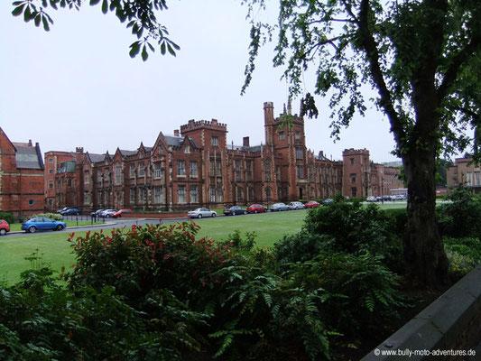 Irland - Queen's University - Belfast - Co. Antrim