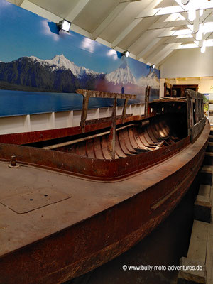 Chile - Petrohue - Museo Pioneros