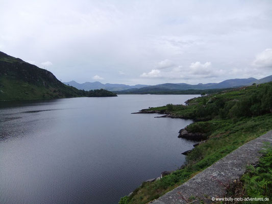 Irland - Lough Caragh - Iveragh Peninsula - Co. Kerry