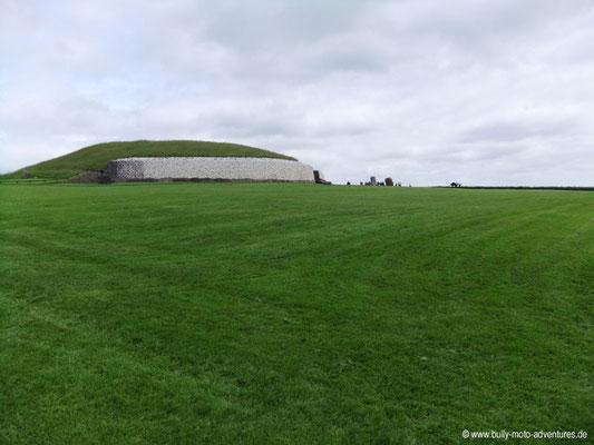 Irland - Megalithgrab Newgrange - Brú na Bóinne - Co. Meath