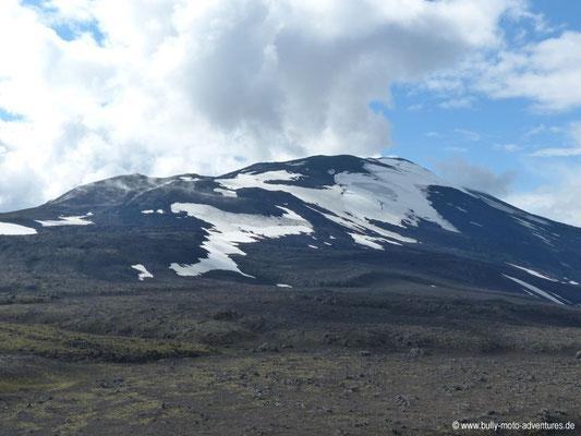 Island - Blick auf den Vulkan Hekla