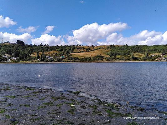 Chile - Insel Chiloé - Castro